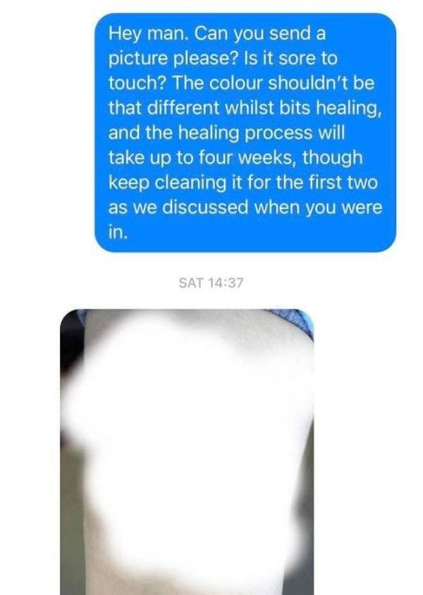 Entitled Customer Threatens Scottish Tattoo Parlor, Gets Roasted In Response