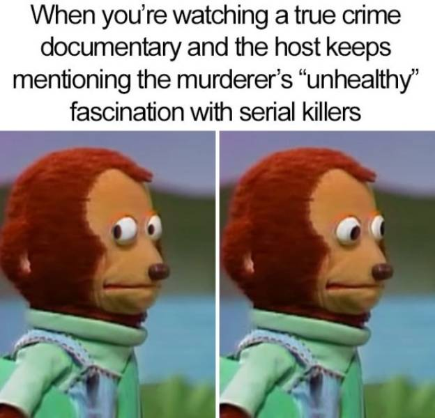 Criminally Funny Memes About True Crime