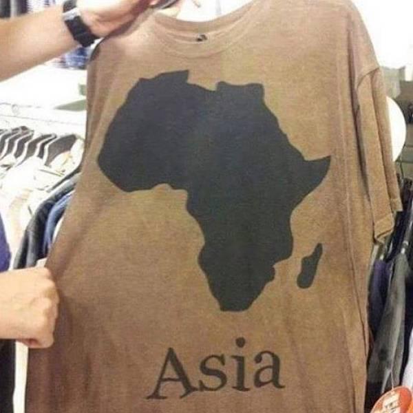 When T-Shirts Go Too Far…