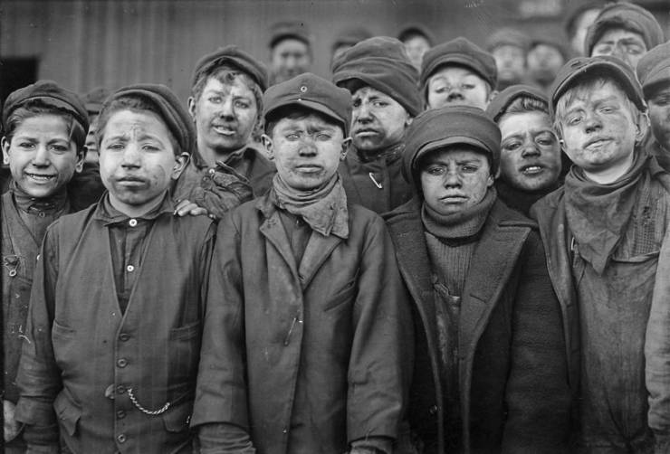 Historical Child Labor Photos By Lewis Wickes Hine