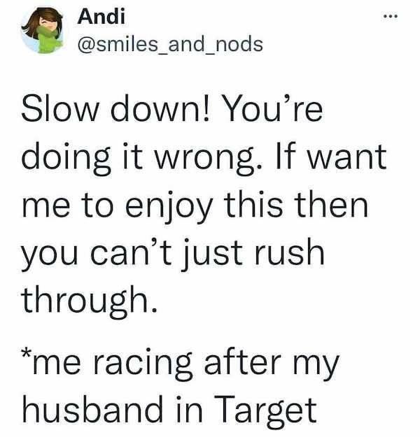 Ladies Only!