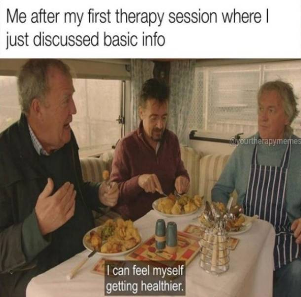Memes That (Almost) Replace Therapy