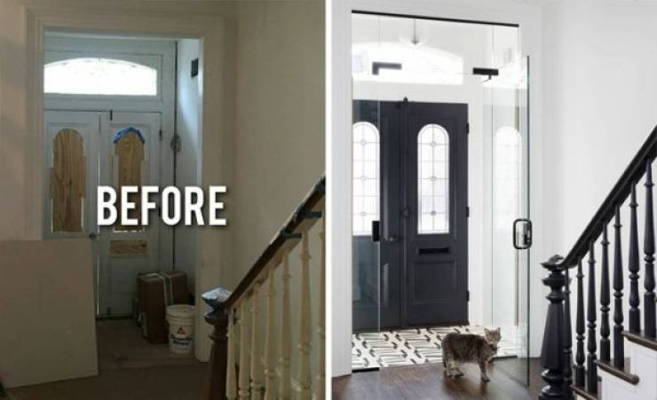 People Share Their Fantastic House Transformations