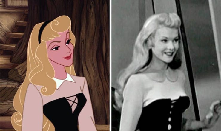 """""""Disney"""" Characters That Were Inspired By Real People"""