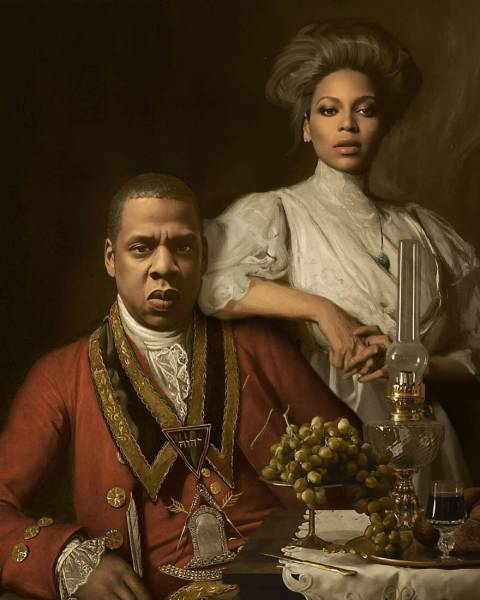 Modern Celebrities, But In Classical Paintings