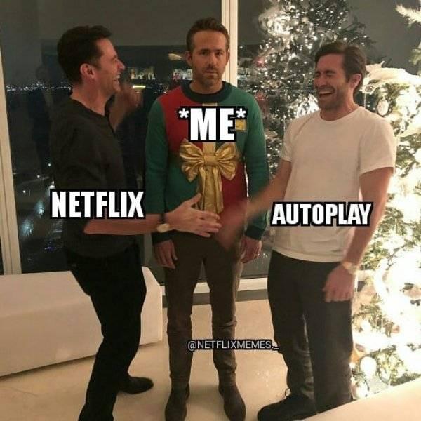 "Binge-Watch These ""Netflix"" Memes"