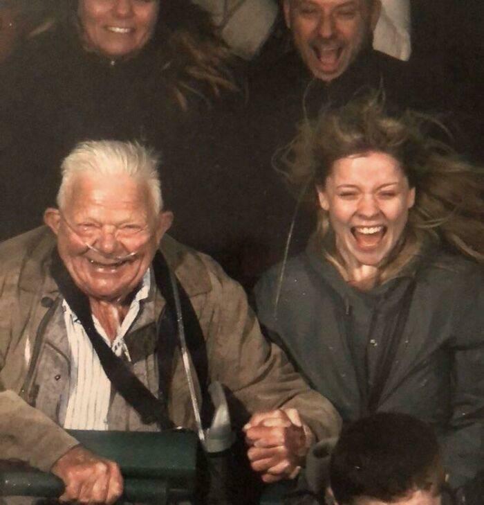 Yeah, Roller Coasters Are Fun…