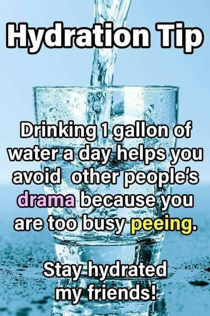 These Memes Will Keep You Hydrated!