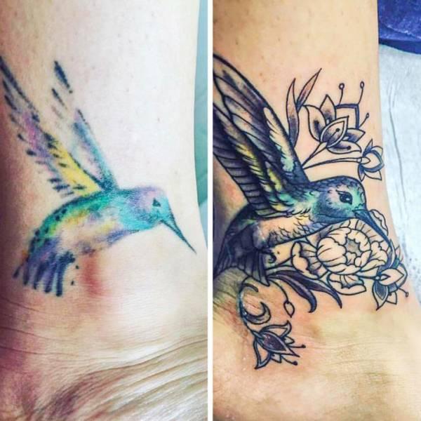Tattoo Fails Getting A Second Chance