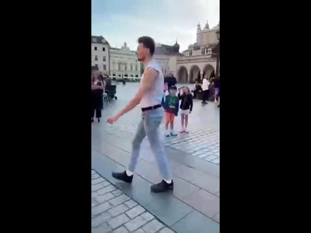 Insane Moves!