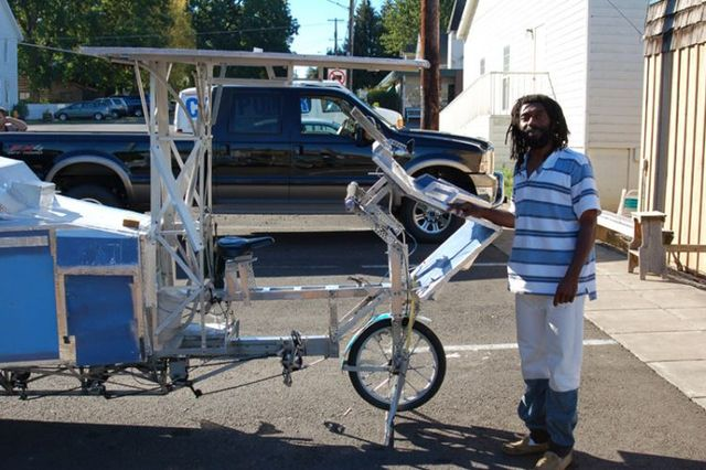 The coolest bicycle on the planet (11 pics)