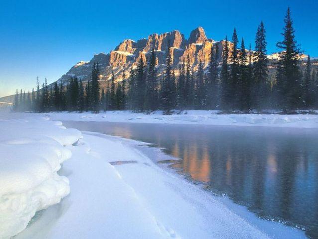 Winter is beautiful (40 pics)
