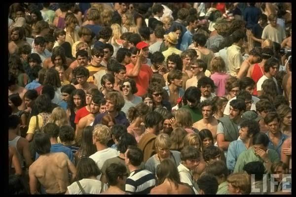 Woodstock Music Festival (37 pics)