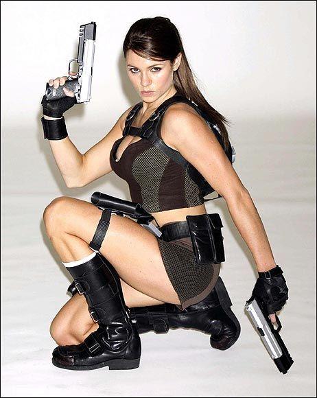 New Lara Croft (16 pics)