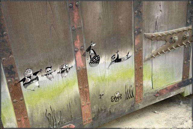 Skelewags – Urban Art (20 pics)