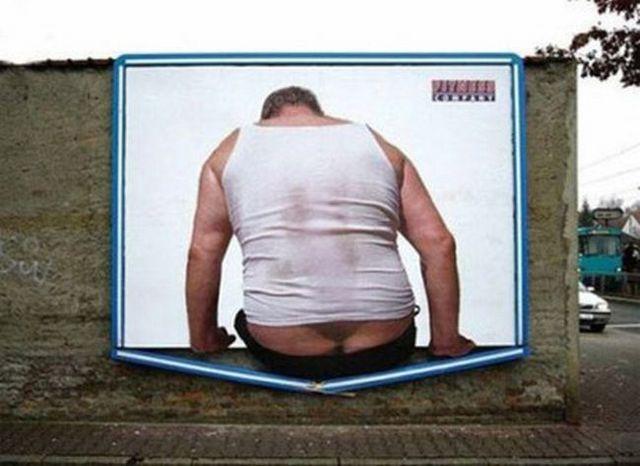 How to make a man go to the gym (9 pics)