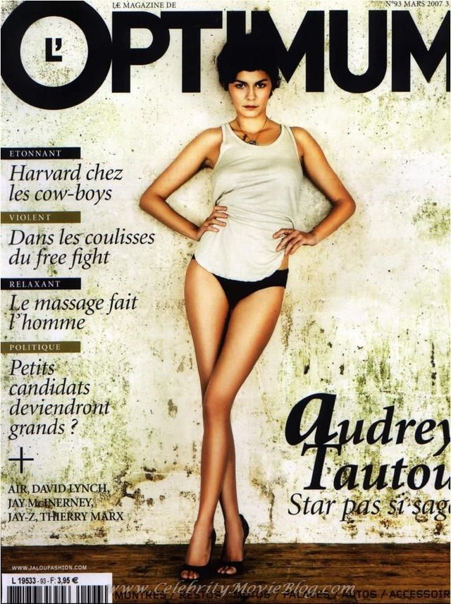 Beatiful French Audrey Tautou (27 pics)