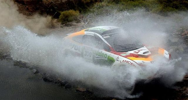 The Dakar Rally (30 pics)