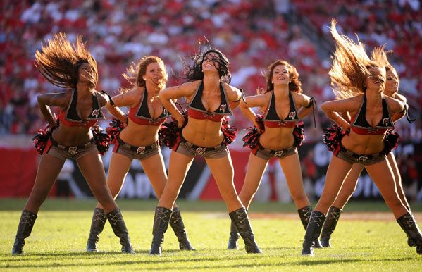 The best NFL cheerleaders of 2008 (73 pics)
