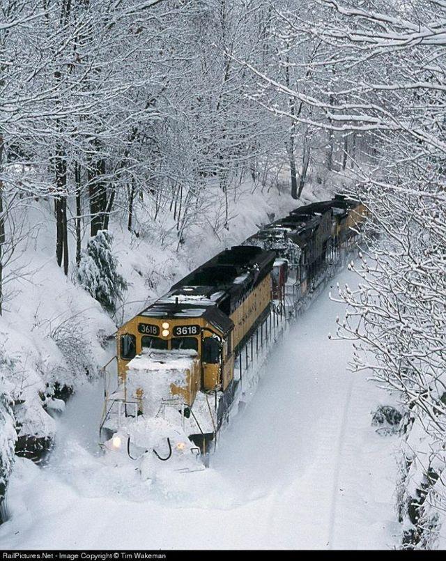 Railways (41 pics)