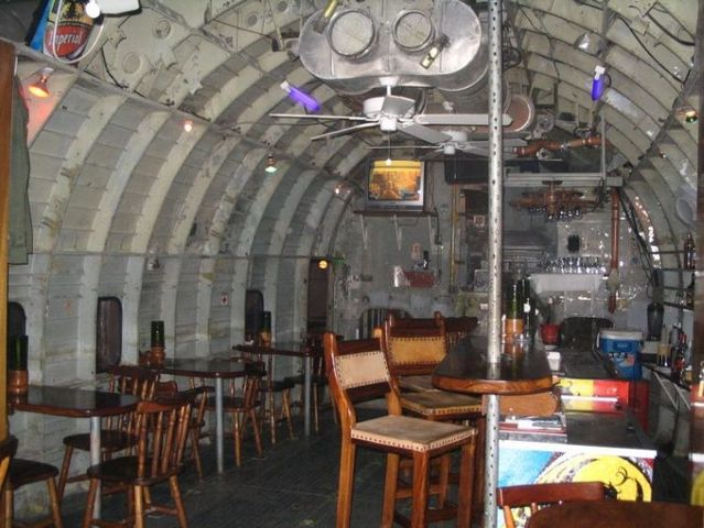 The most unusual restaurants in the world (50 pics)