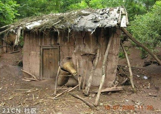 A forgotten Chinese village (15 pics)