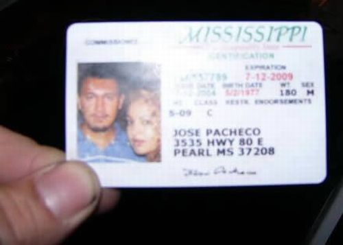 12 Most Bizarre ID Cards and Passport Photos