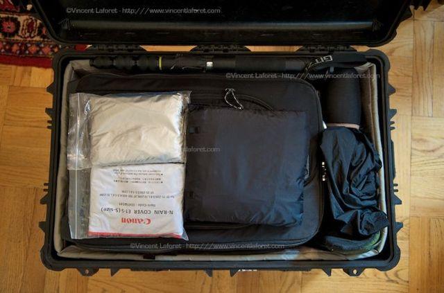 200 lbs of photographer's equipment (19 pics)