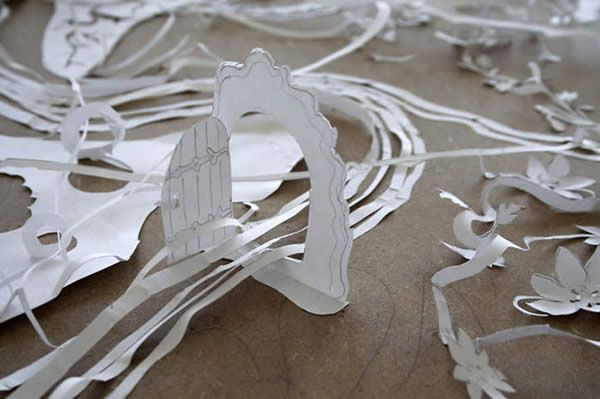 Peter Callesen a master of paper sculptures (129 pics)