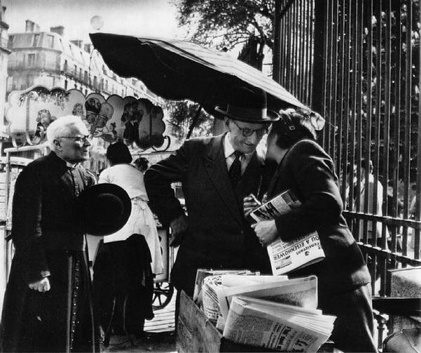 Great photos of Robert Doisneau (71 pics)