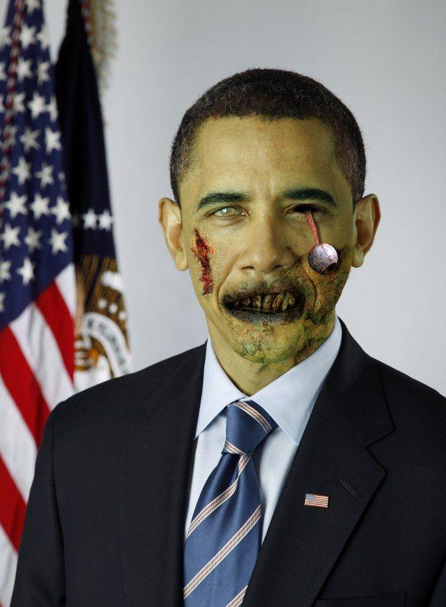 Obama's official portrait photo montage (74 pics)