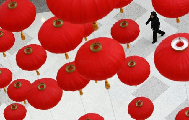 Chinese New Year (35 photos)