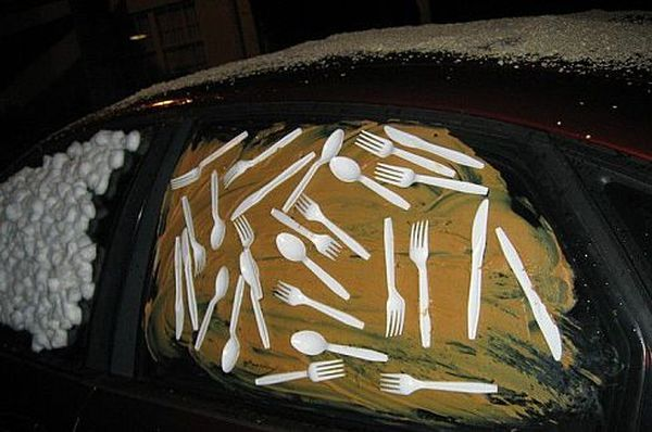 Revenge is sweeter far than flowing honey (47 photos)