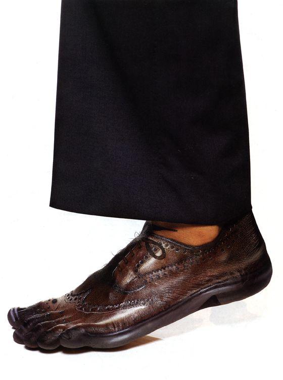 Unusual shoes (3 pics)
