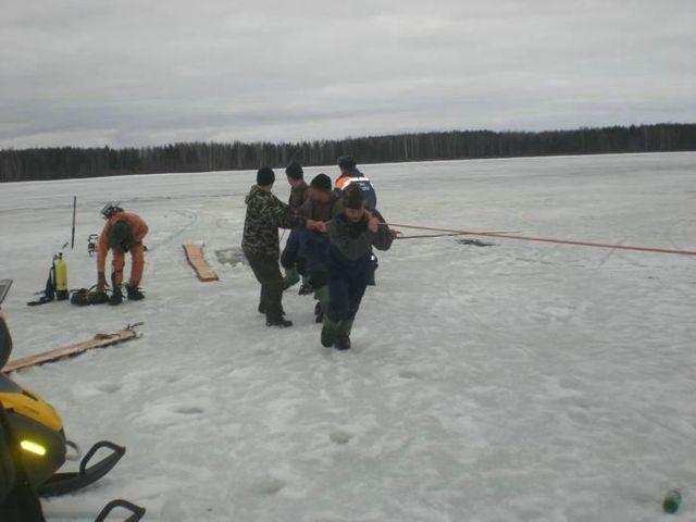 Russian winter fishing (34 pics)