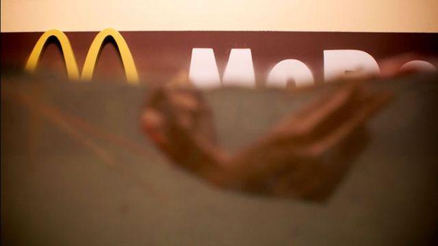 Flooded McDonald (10 pics + 1 video)