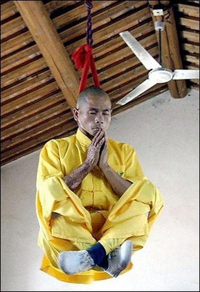 Shaolin monks are cool (22 pics)