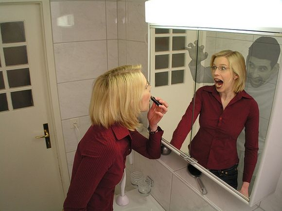 What can we do with a mirror (27 pics)