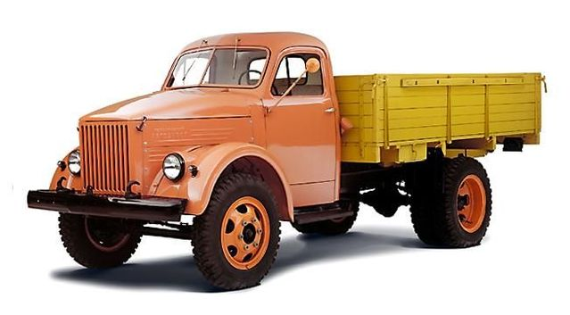 What can be done from an old truck (23 pics)
