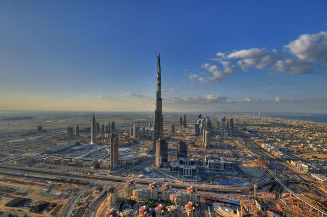 Awesome Dubai Photos (33 pics)