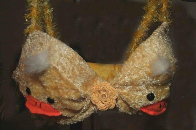 Hand-made bras (49 pics)