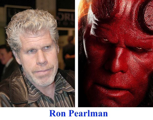 The best transformation of stars for their movie roles (20 pics)