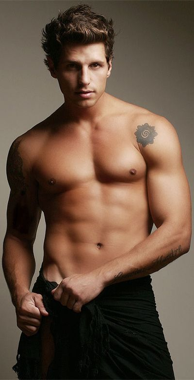 Special Women: Hot Men For St. Valentine's Day (57 Pics