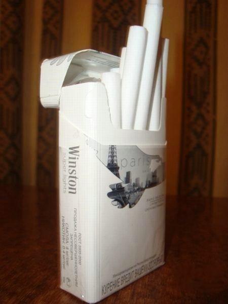 Unsmokable cigarettes (5 pics)