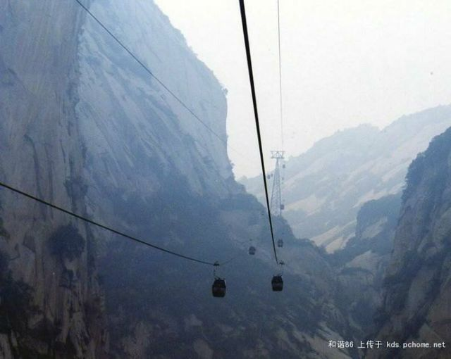 The most dangerous mountain hiking trail…(22 pics)