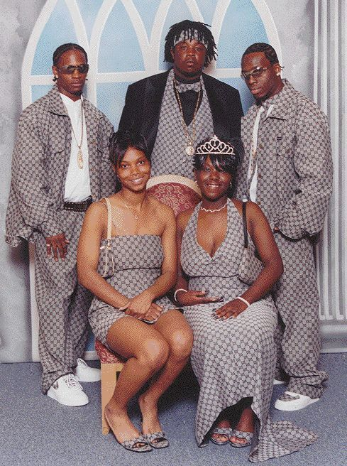 Prom outfits in ghettos and from one wedding in Nigeria (48 pics)