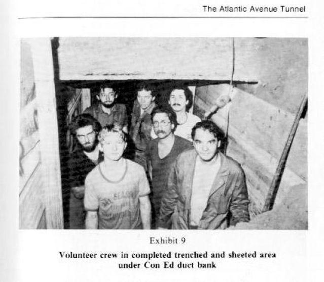 Atlantic Avenue Tunnel (35 pics)
