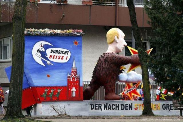 The Cologne carnival – Amusing politics (33 pics)