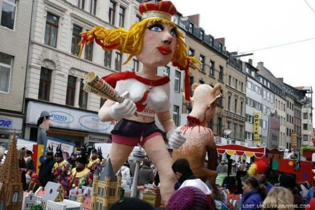 The Cologne carnival – Amusing politics (33 pics)