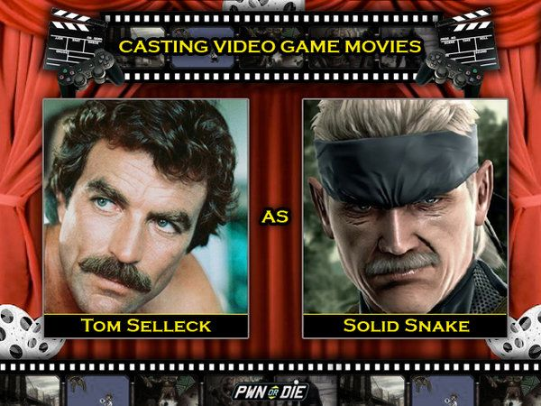 Celebs that could play video game heros (27 pics)